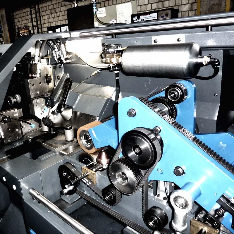 onderhoud machines